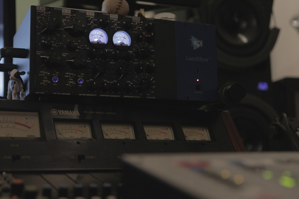 Recording Outboard Gear