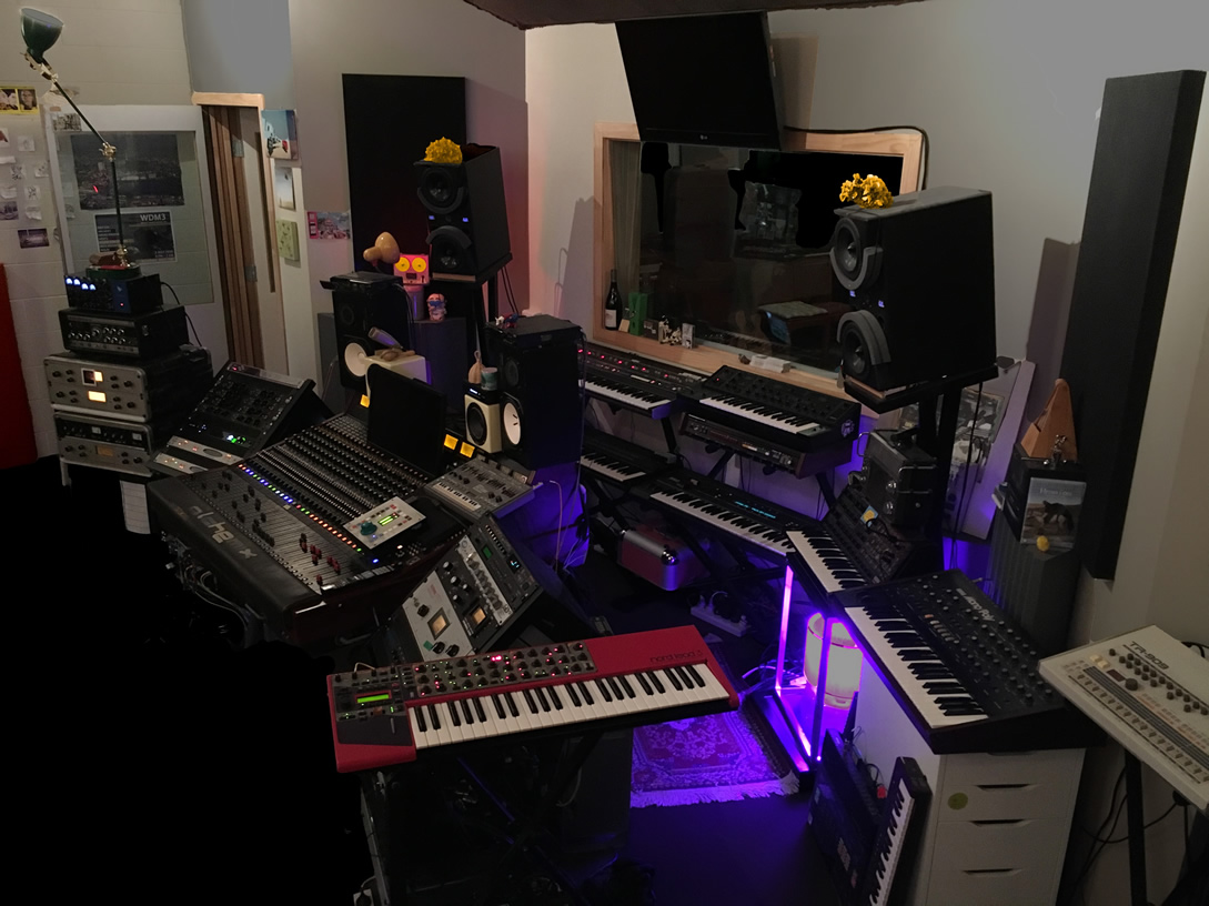 Alchemix Recording Studio - Brisbane - The Gabba