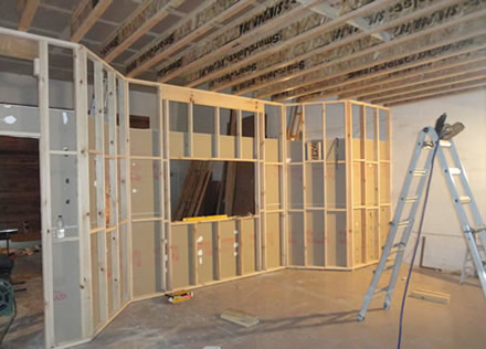 Recording Studio Construction Brisbane Building A